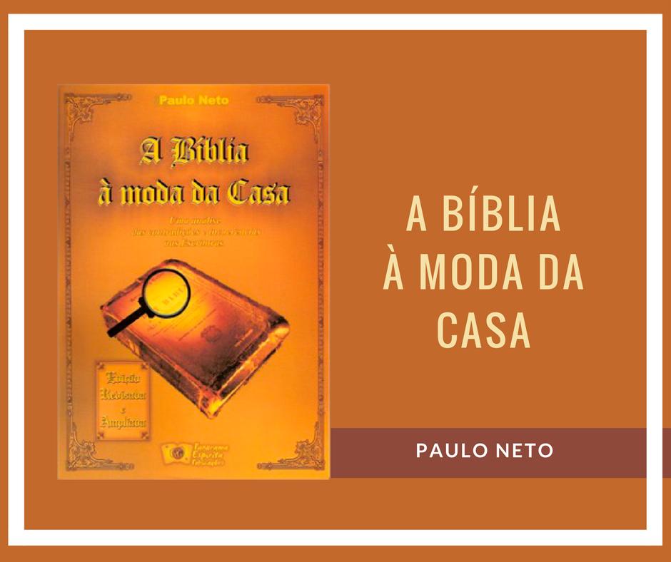 A Bblia Moda Da Casa